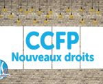 CCFP : obtention de nouveaux droits pour les agents publics