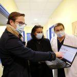 L'EST REPUBLICAIN      Covid-19 : un créneau toutes les quatre minutes pour se faire vacciner à la polyclinique de Franche-Comté
