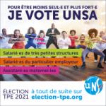 Elections TPE: votez et faites voter UNSA